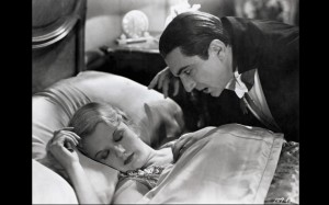 """Bela Lugosi in """"Dracula"""" del 1931"""