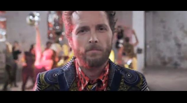 """Jovanotti nel video """"Tensione evolutiva"""""""