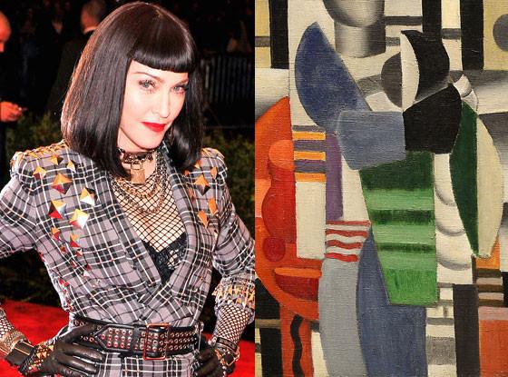 Madonna ed il quadro all'asta